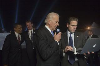 Obama Biden Using Macs
