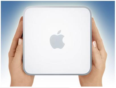 Apple CEO: Steve Văns thông báo Mac_mini